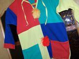 Рубашка Арлекино (элемент костюма)